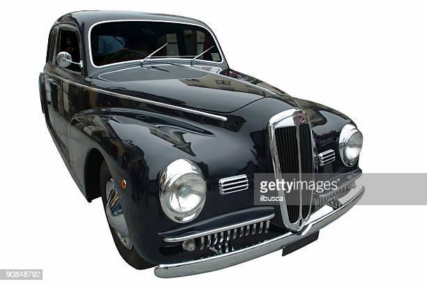 Old black car 2