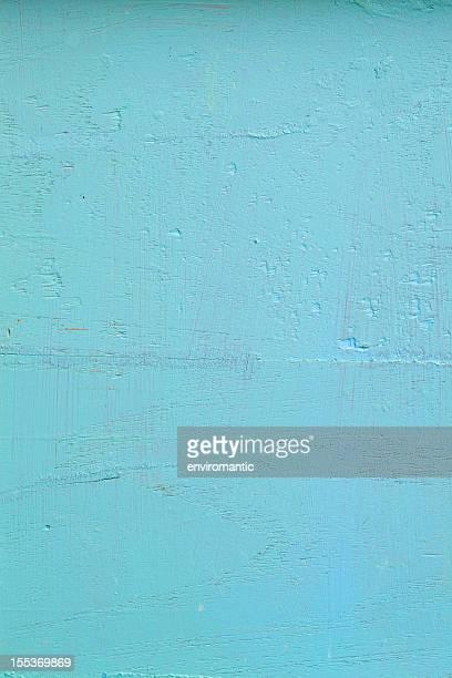 Old blue wooden background.