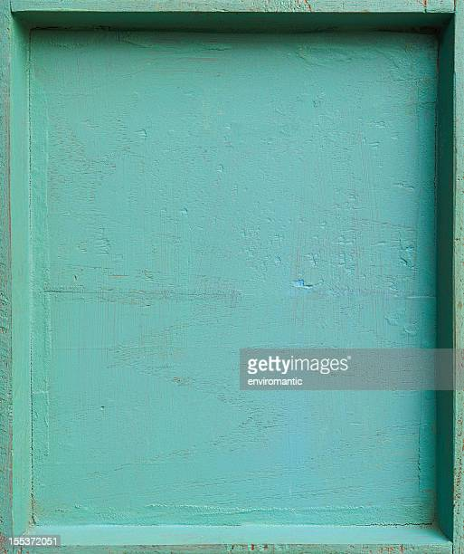 Alt Blau Holz Brett Hintergrund.