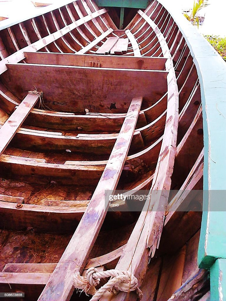 Old boat : Stock Photo