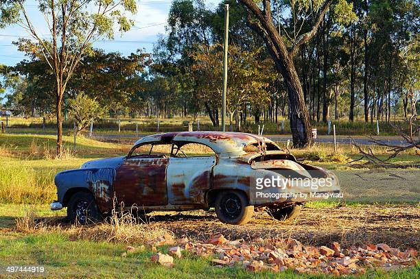 Old bomb car