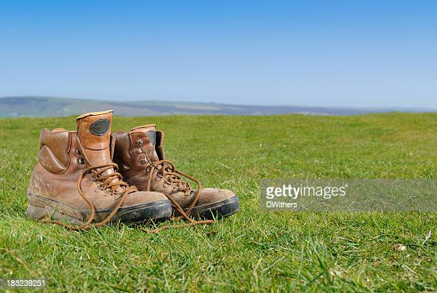 Old Boots on the Downs