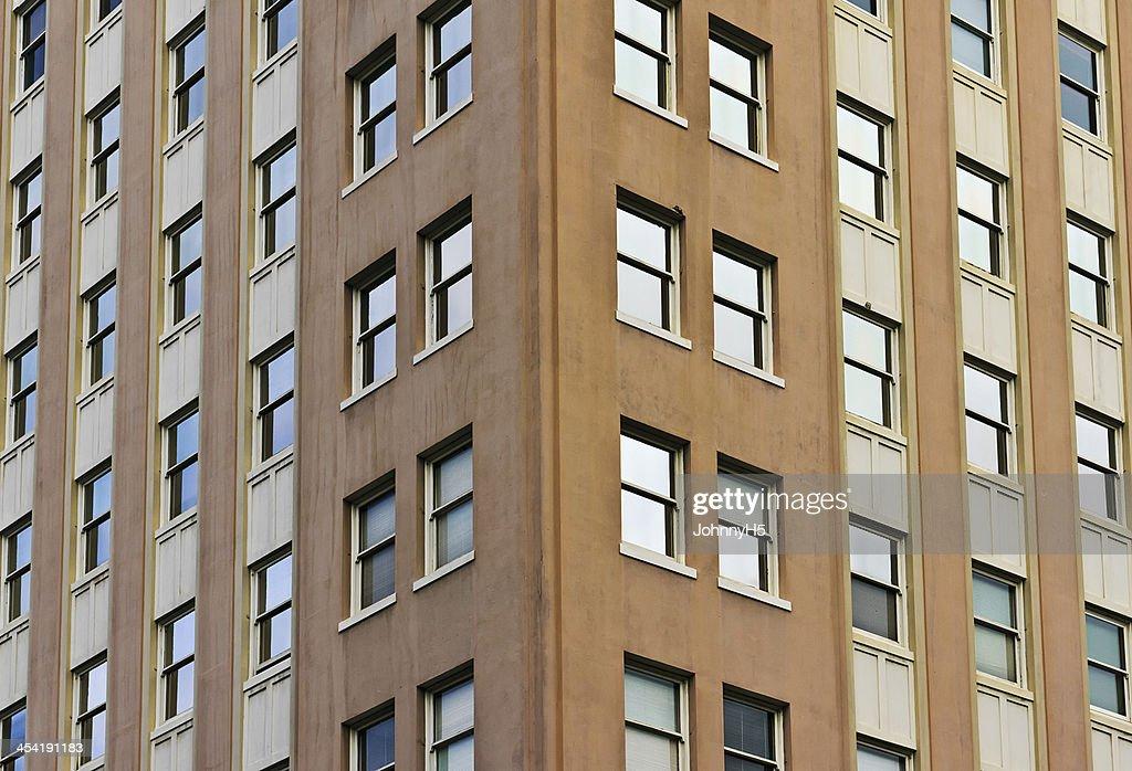 Alte Gebäude in der Innenstadt : Stock-Foto