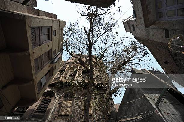 Old buildings are pictured in the old town section of Multan on March 17 2012 Multan one of the oldest cities in the Asian subcontinent and known as...