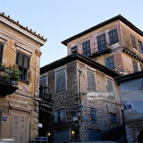 Old Buildings in Greece