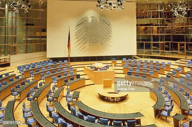 Old Bundestag in Bonn, Germany