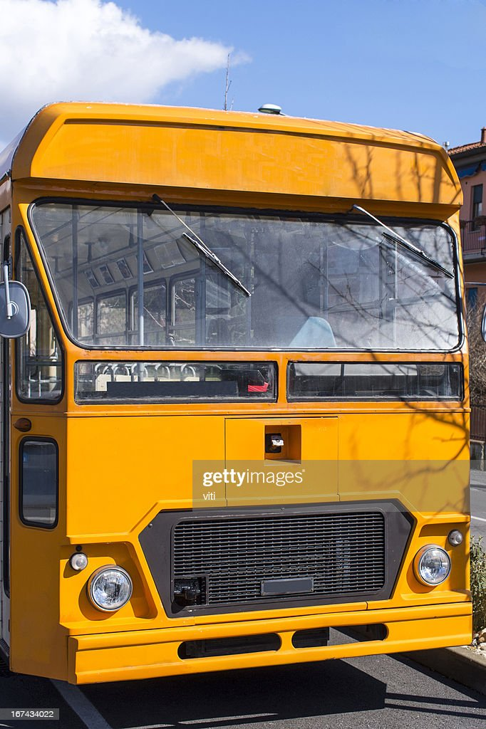 old bus : Stock Photo