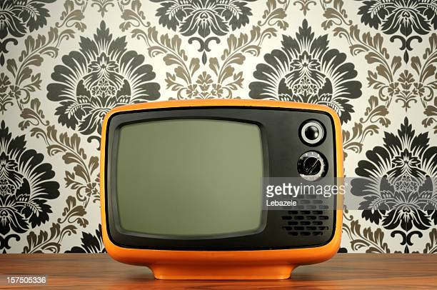 Old BW Tv