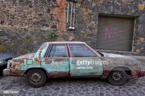 old car mexico