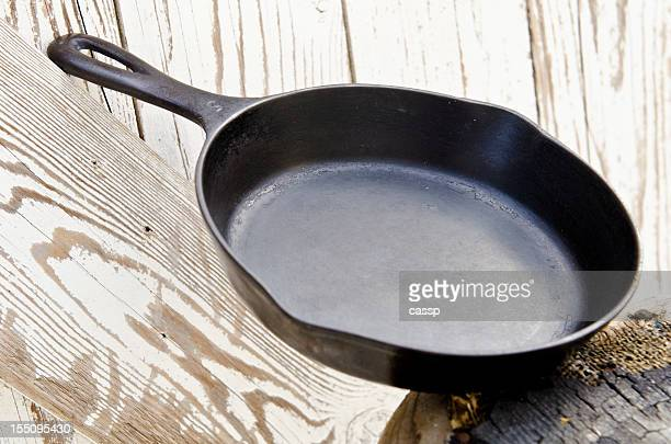 Old Cast Iron Skillet