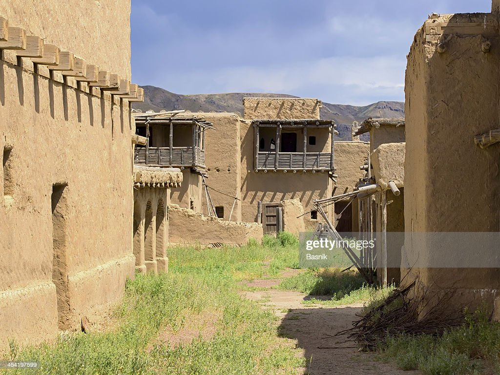 Old castle : Stock Photo