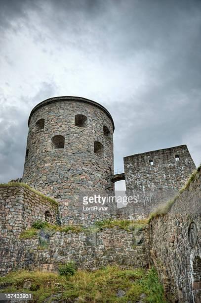 Ruines du vieux château