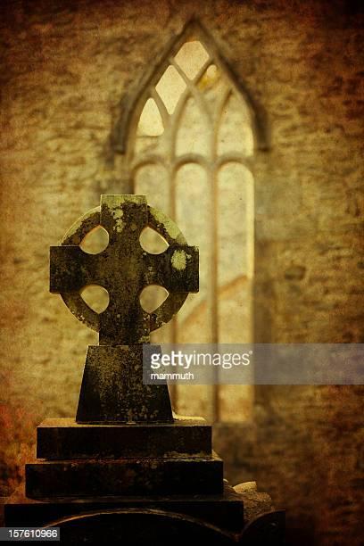 old Croix celtique