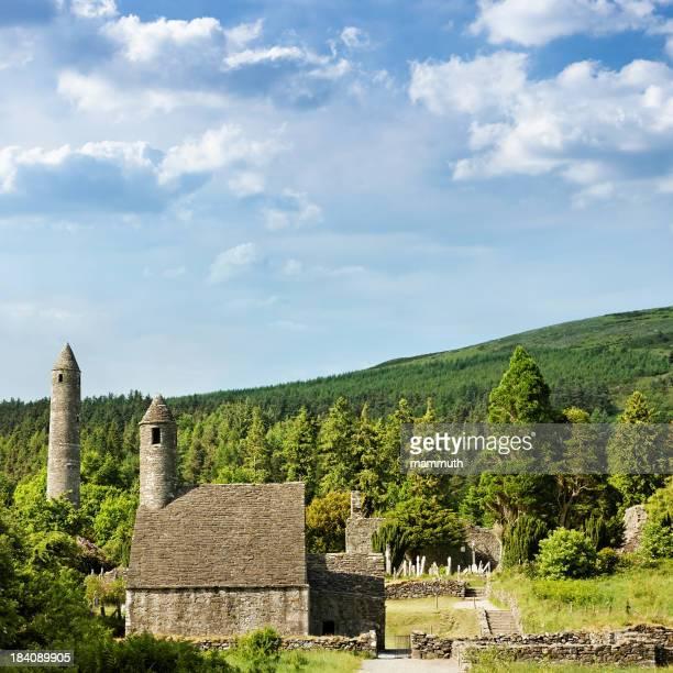 old celtic ruins
