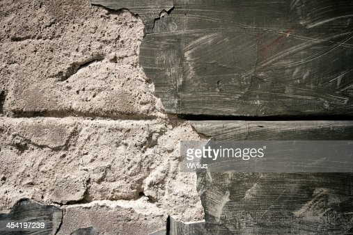 Old cement wall texture : Stock Photo