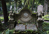 Old cemetery in Bonn Germany 09 September 2014 In 1715 it was erected by Elector Josef Clemens for burgers and soldiers Bonn that offers many...