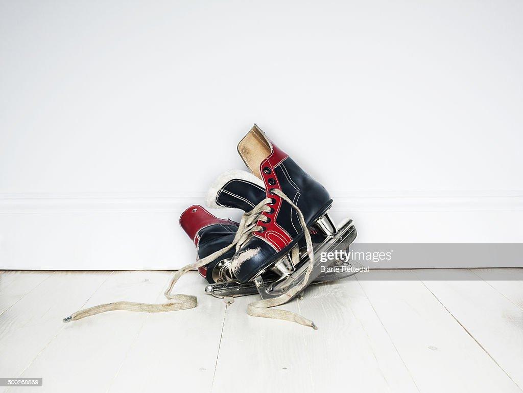 Old Children's Hockey Skates