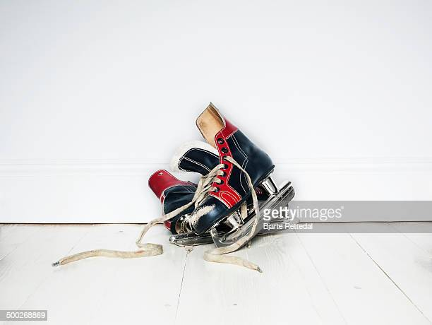 Old Children's Hockey Skates