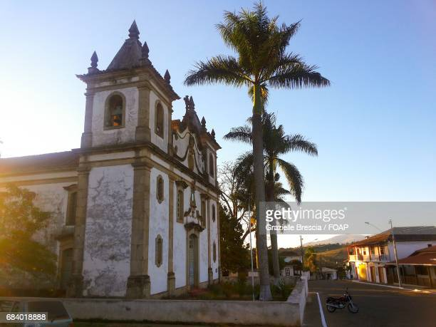 Old church in Brazil