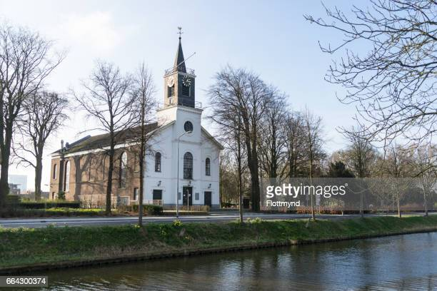 Old church in Hoofddorp