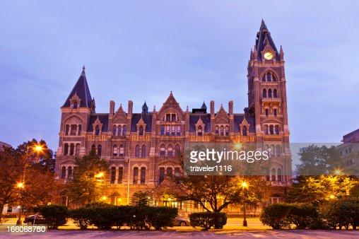 Old City Hall In Richmond, Virginia