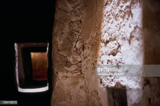 Old city of Ghadames Libya Ghadames is an oasis town in the west of Libya It is located approximately 340 miles in the south west of Tripoli near the...