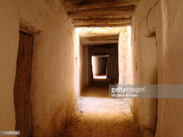 Old City of Ghadames Libya Sahara desert 2