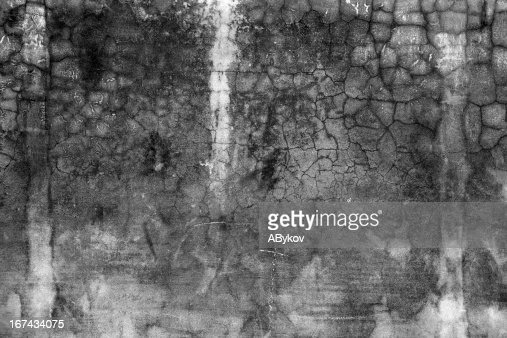 Old concrete wall background. : Stock Photo