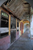 the abandoned building in Penang