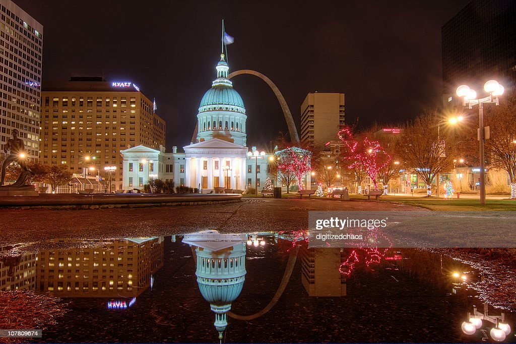 Old Courthouse, St. Louis