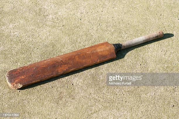 Old cricket bat