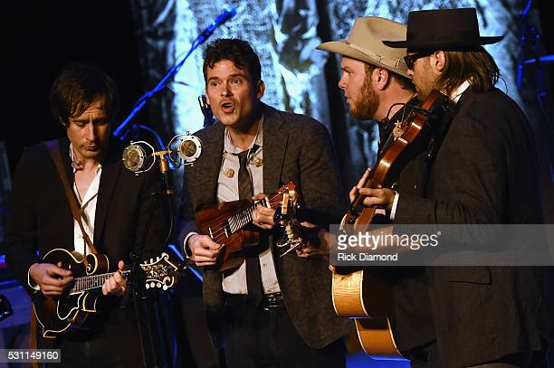 Old Crow Medicine Show Celebrates 50th Anniversary of Bob Dylan's 'Blonde on Blonde' in the Country Music Hall of Fame and Museum's CMA Theater on...