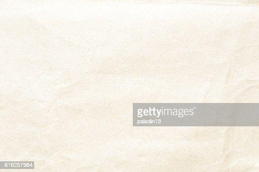 Viejo papel arrugado textura : Foto de stock