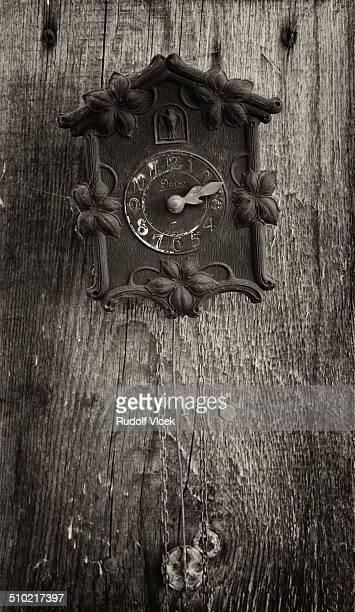 Old cuckoo clock