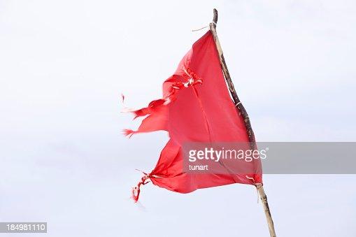 Old, Damaged, Red Flag