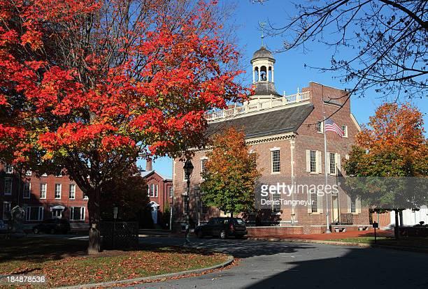 Old Delaware Statehouse