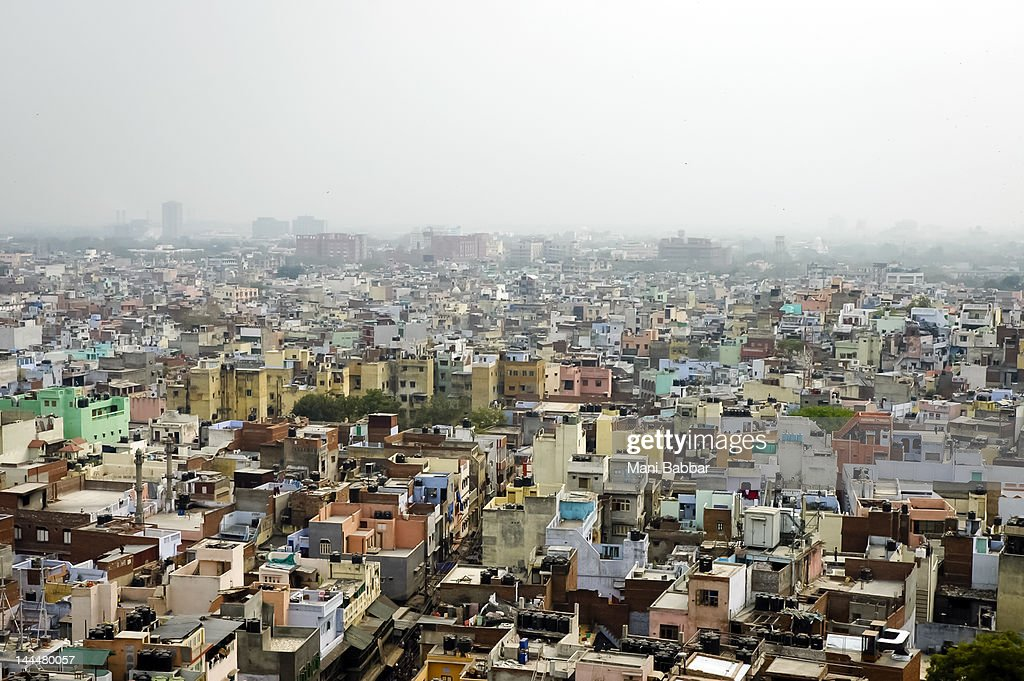 Old Delhi : Stock Photo