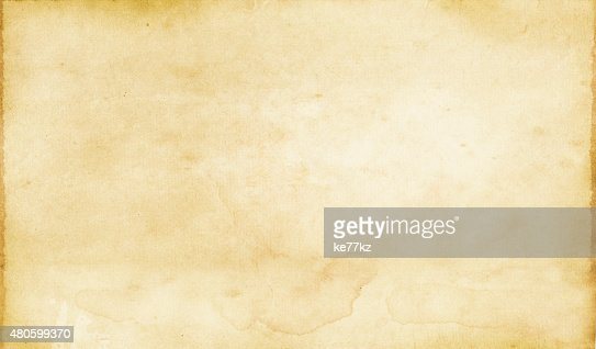 Old dirty paper texture. : Stock Photo