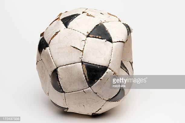 Old dirty soccer ball  (XXXLarge)
