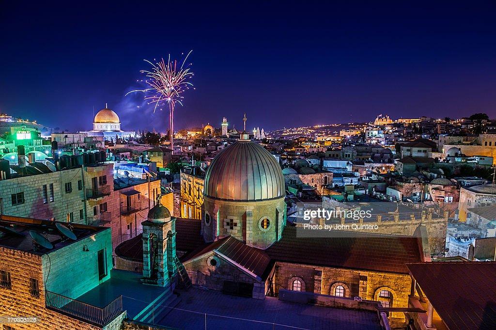 Old dity of Jerusalem