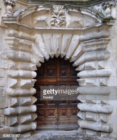 Old door : Stock Photo