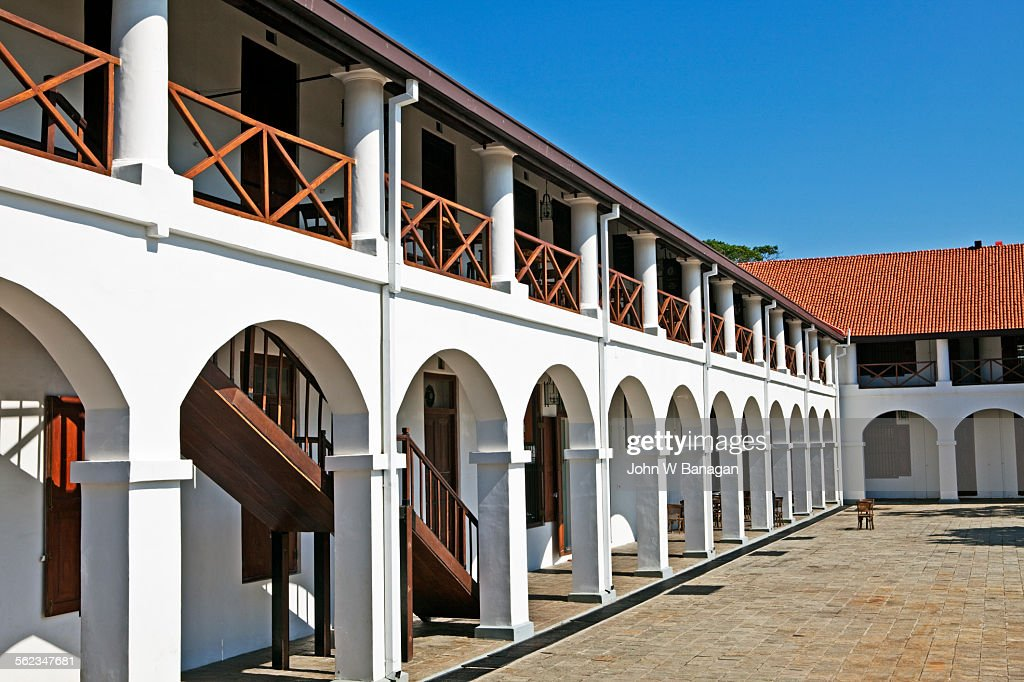 Old Dutch Hospital, Galle, Sri Lanka