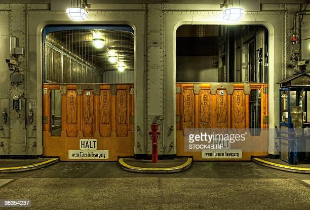 Old Elbe Tunnel, Hamburg, Germany