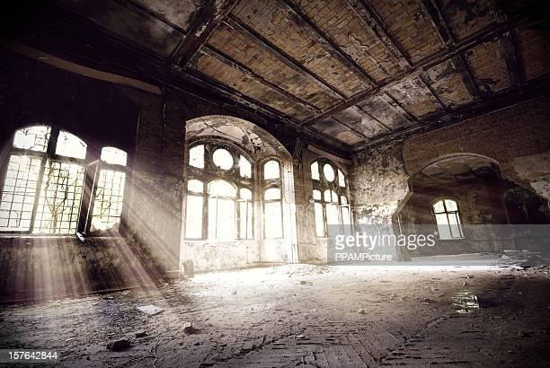 Old empty ruin