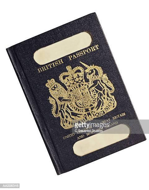 Old English Passport