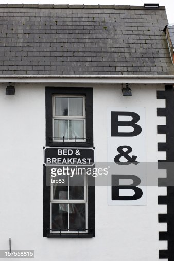 Old fashioned bed and breakfast establishment