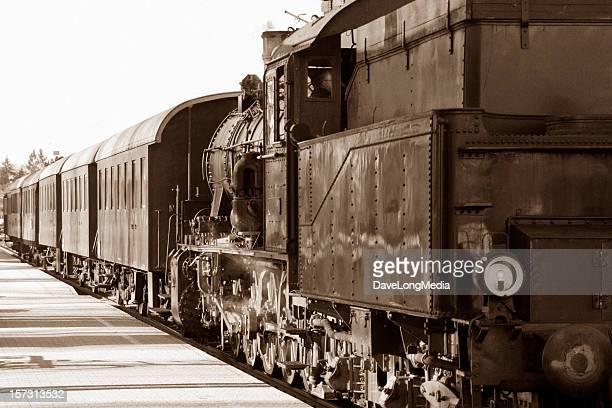 Old Fashioned treno