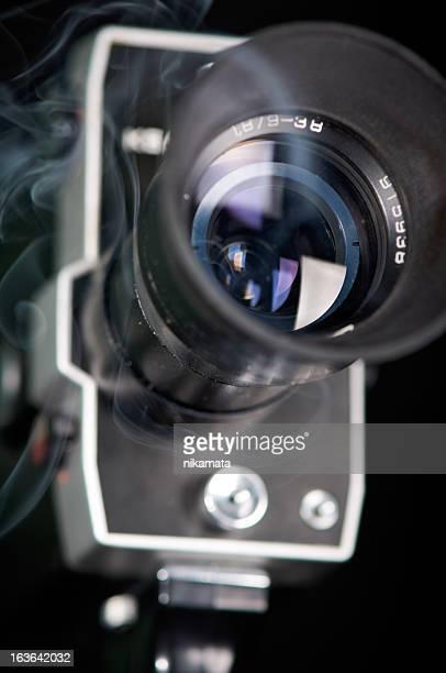 Old Fashoned Caméra de cinéma
