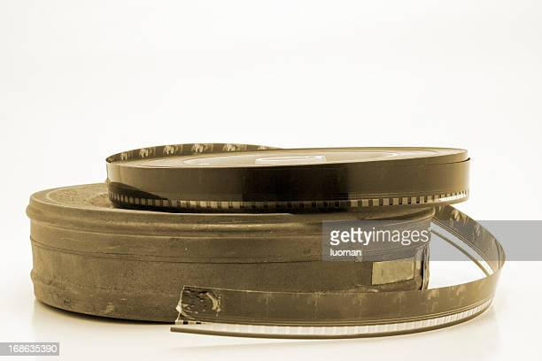 Old film can