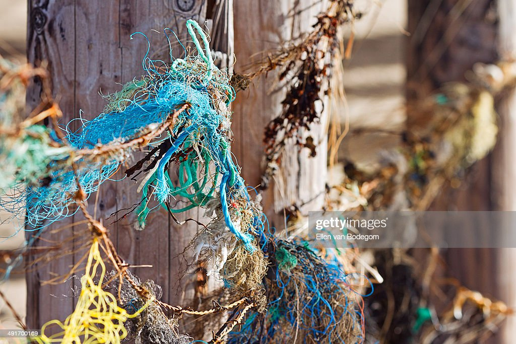 Old fishing nets